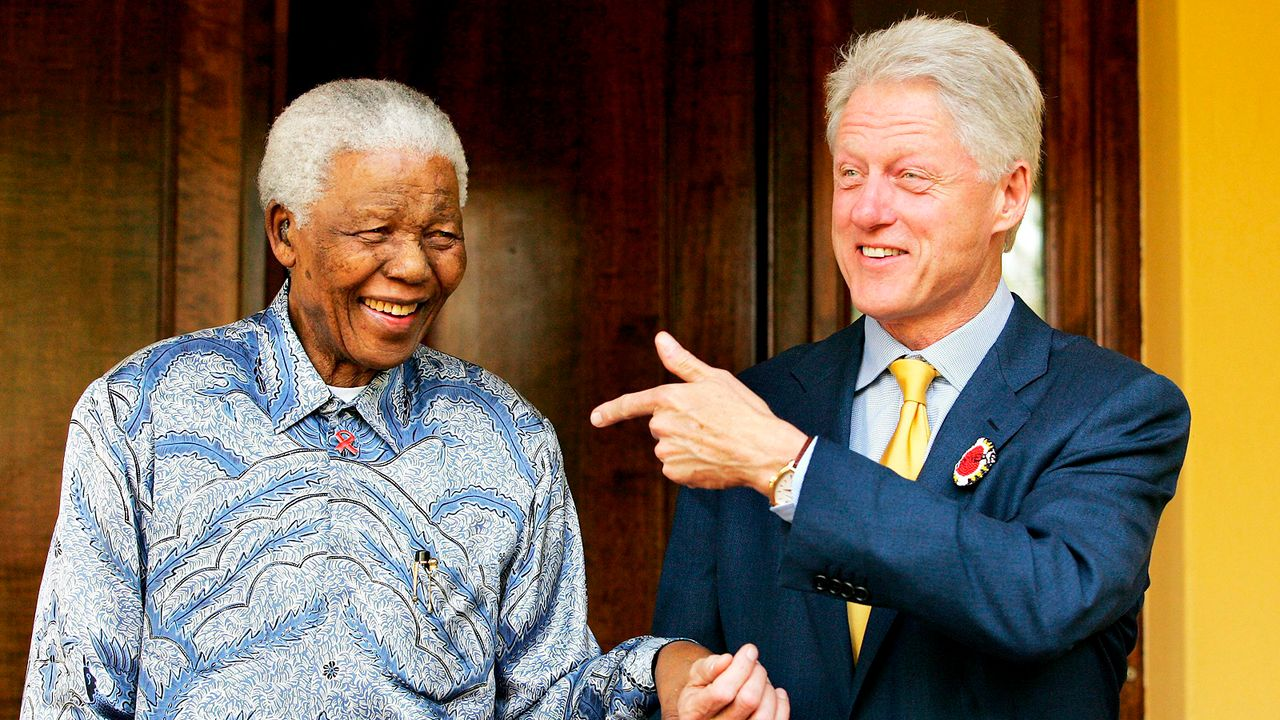 Nelson-Mandela-6-dpa - Bildquelle: dpa
