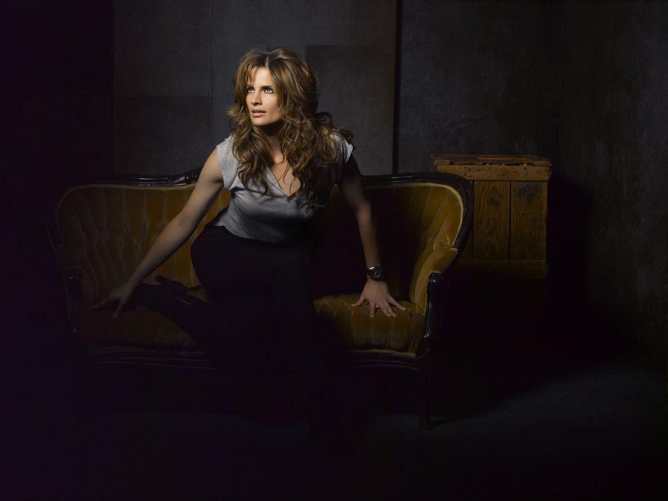 (5. Staffel) - Mit dem Verlust ihrer Mutter, deren Mord bis heute nicht aufgeklärt werden konnte, hat Kate Beckett (Stana Katic) immer noch schwer... - Bildquelle: ABC Studios