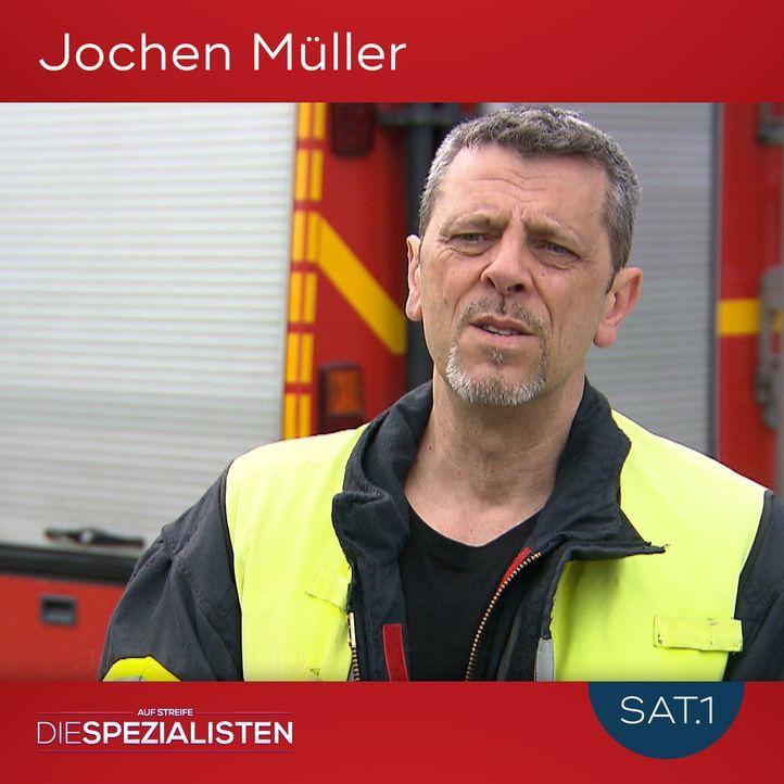 Jochen Müller - Bildquelle: SAT.1