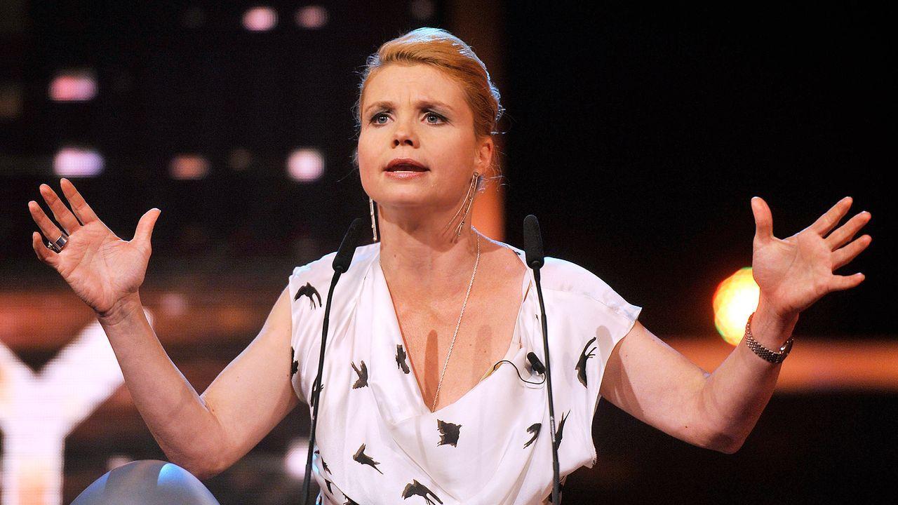annette-frier-11-10-18-comedypreis-dpa - Bildquelle: dpa
