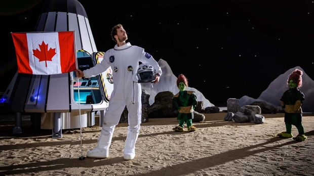 Luke! Die Greatnightshow - Luke! Die Greatnightshow - Wandertag Zum Mond, Whatsapp-wahnsinn Und Wetten-dass-revival