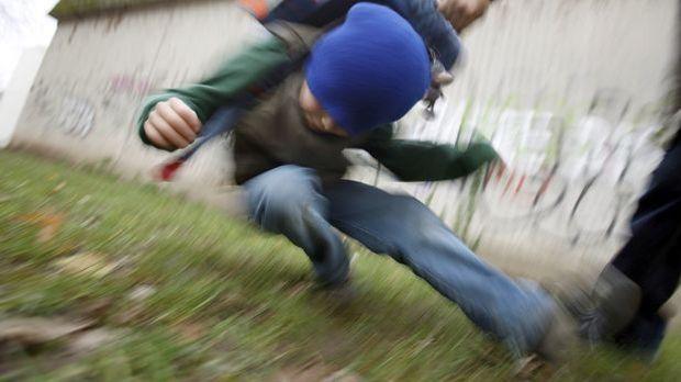 Mobbing Schule_dpa