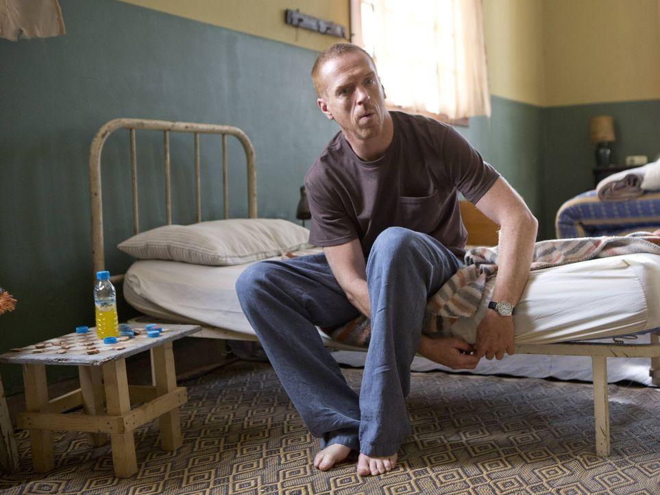 Sauls Plan, Brody (Damian Lewis) in Teheran nahe genug an Akbari herankommen zu lassen, um ihn zu töten, geht nicht auf ... - Bildquelle: 2013 Twentieth Century Fox Film Corporation. All rights reserved.