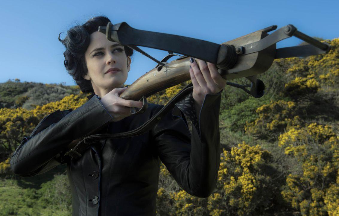 Miss Peregrine (Eva Green) - Bildquelle: Jay Maidment 2016 Twentieth Century Fox Film Corporation.  All rights reserved./Jay Maidment