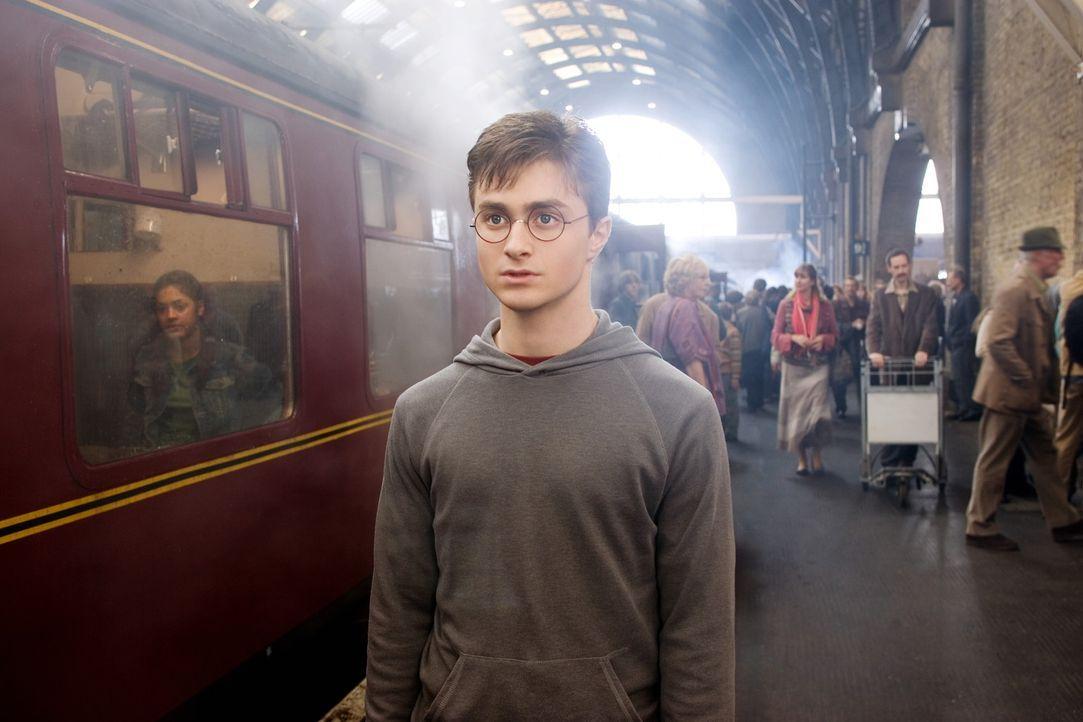 Harry Potter (Daniel Radcliffe) erlebt einen langen, einsamen Sommer, bevor er zu seinem fünften Ausbildungsjahr an die Hogwarts-Schule für Hexere... - Bildquelle: Warner Brothers International