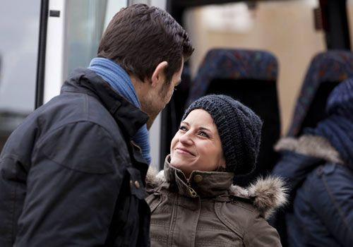 Sind glücklich miteinander: Bea und Michael ... - Bildquelle: David Saretzki - Sat1