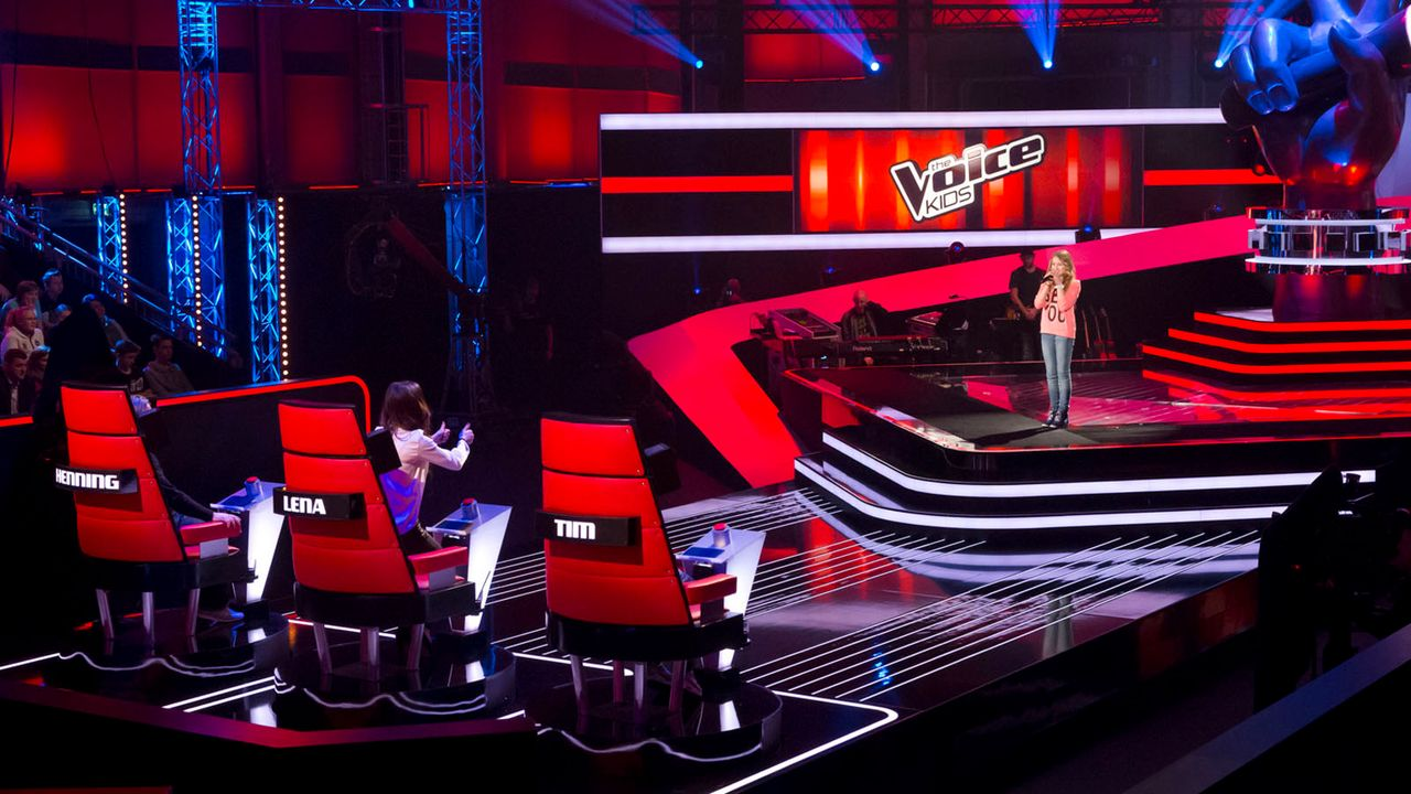 The-Voice-Kids-s01e01-Rita-067 - Bildquelle: SAT.1/Richard Hübner