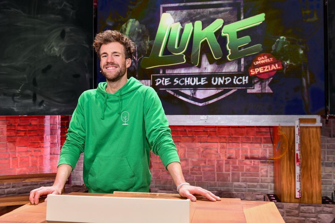 Luke Mockridge - Bildquelle: Steffen Z. Wolff SAT.1 / Steffen Z. Wolff
