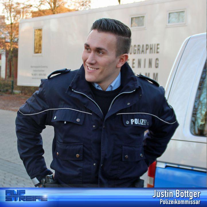 Justin Böttger - Bildquelle: SAT.1
