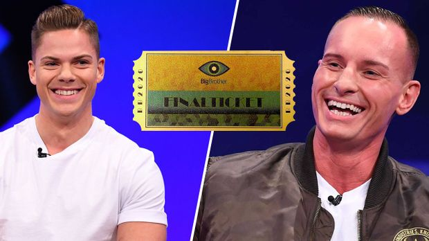 Big Brother - Big Brother - Folge 61: Die Erste Finalistin Und Ein Emotionaler Abschied