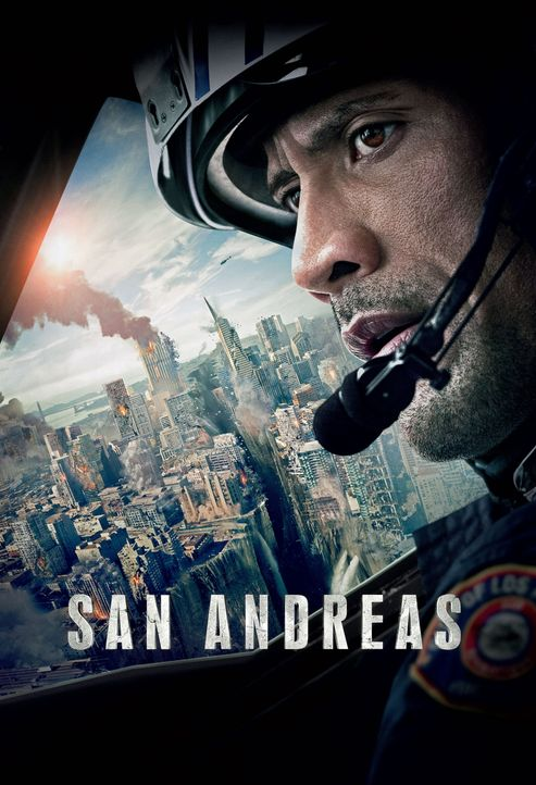 San Andreas - Artwork - Bildquelle: 2014 Warner Bros. Entertainment Inc.