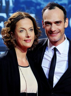 Claudia Michelsen und Anatole Taubman - Bildquelle: dpa