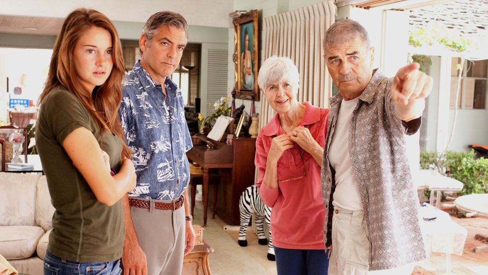 The Descendants - Familie und andere Angelegenheiten - Bildquelle: 2011 Twentieth Century Fox Film Corporation. All rights reserved.