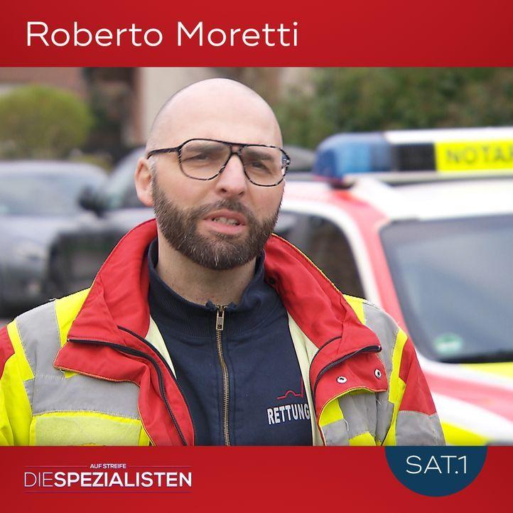 Roberto Moretti - Bildquelle: SAT.1