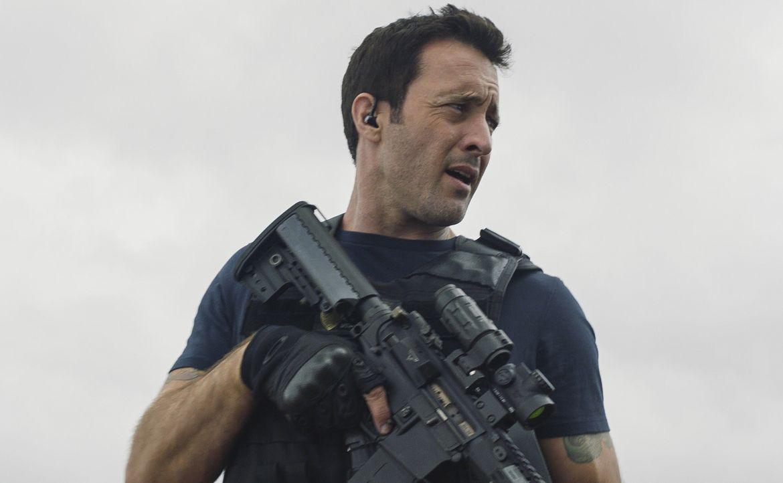 Steve McGarrett (Alex O'Loughlin) - Bildquelle: 2019 CBS Broadcasting, Inc. All Rights Reserved