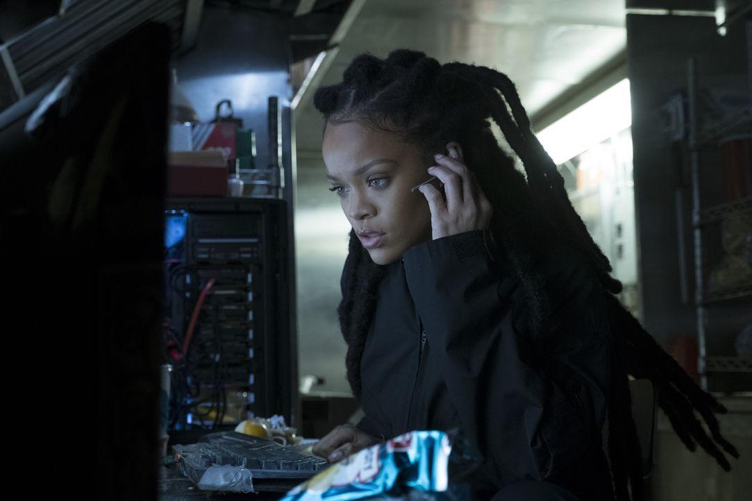 Nine Ball (Rihanna) - Bildquelle: 2018 Warner Bros. Entertainment Inc., Village Roadshow (BVI) Limited.