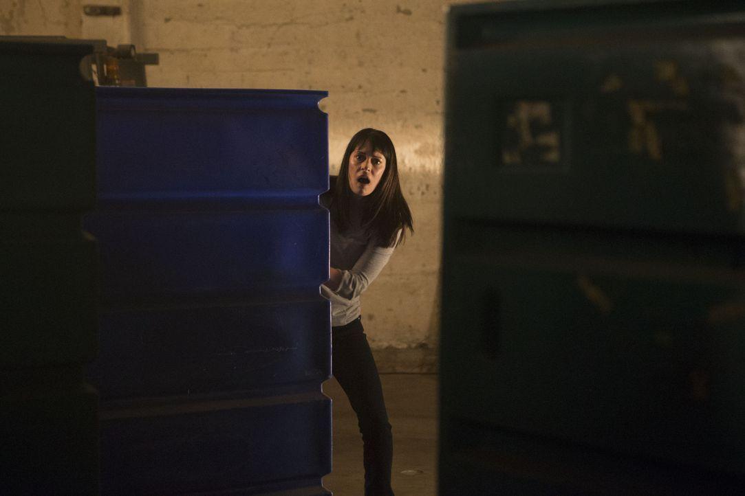 Scratch hat sie gekidnappt, gefoltert und beinahe umgebracht, um an Informationen über den Aufenthaltsort des untergetauchten Hotch heranzukommen. D... - Bildquelle: Sonja Flemming ABC Studios