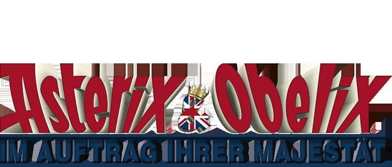 Asterix & Obelix - Im Auftrag Ihrer Majestät - Logo - Bildquelle: LEONINE Studios