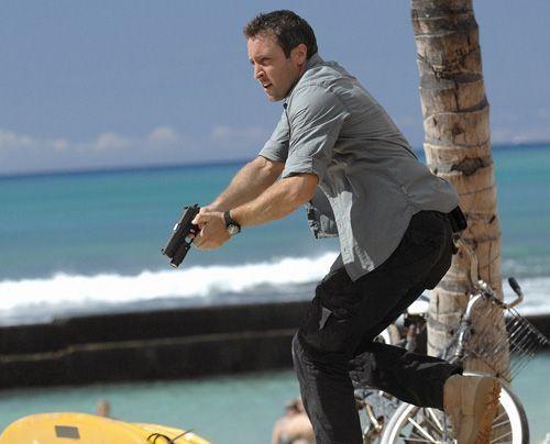 Werden es Steve (Alex O'Loughlin), Danny, Chin und Kono rechtzeitig schaffen, Mary zu befreien? - Bildquelle: CBS Studios Inc