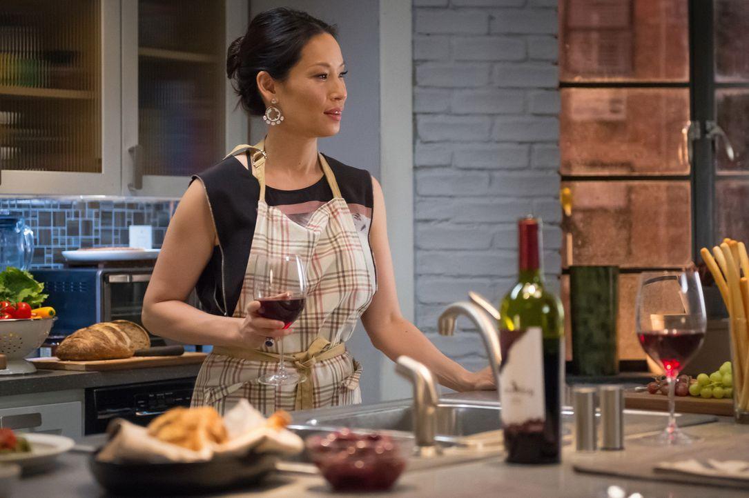 Während Watson (Lucy Liu) den Mord an einem Schuldeneintreiber untersucht, hat ihr Freund Andrew eine Überraschung für sie: Sie soll seinen Vater ke... - Bildquelle: CBS Television