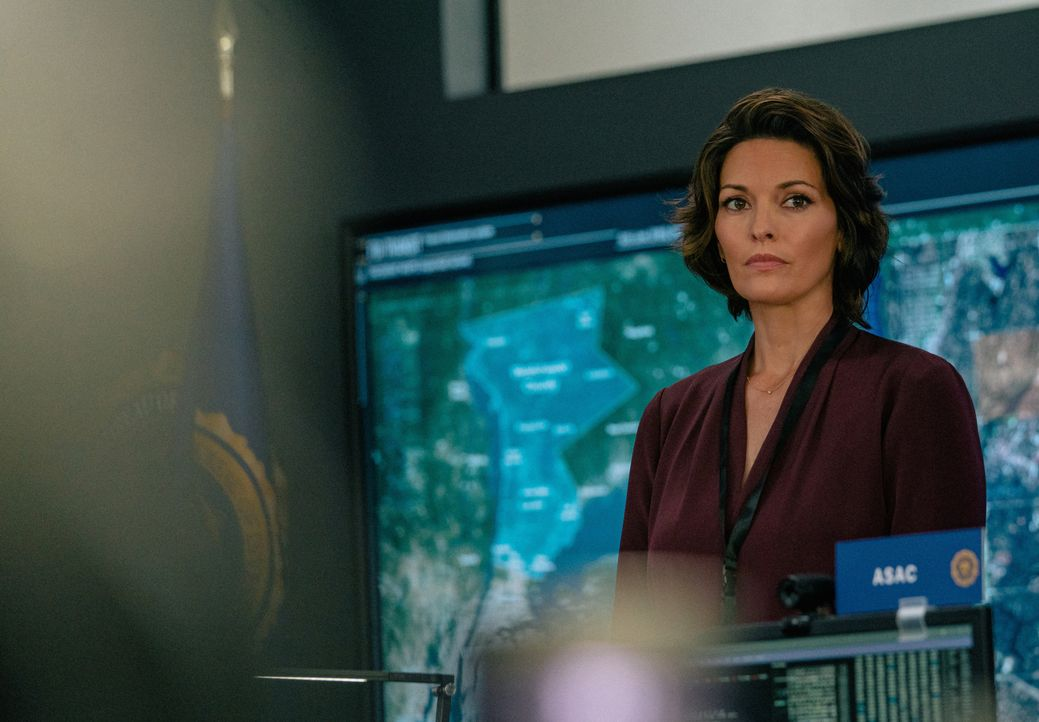 Isobel Castille (Alana De La Garza) - Bildquelle: Michael Parmelee 2020 CBS Broadcasting Inc. All Rights Reserved. / Michael Parmelee