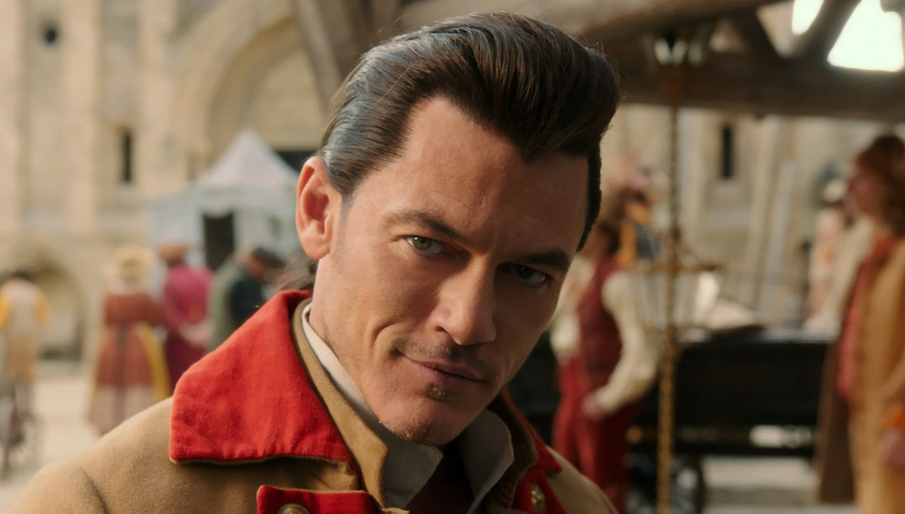Gaston (Luke Evans) - Bildquelle: Disney Enterprises, Inc
