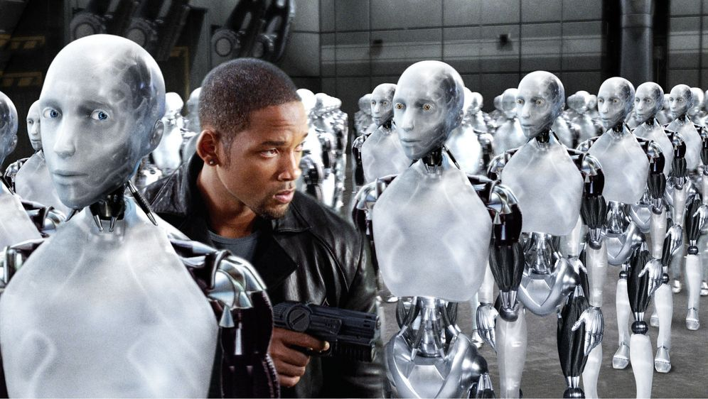 I, Robot - Bildquelle: 2004 Twentieth Century Fox Film Corporation. All rights reserved.