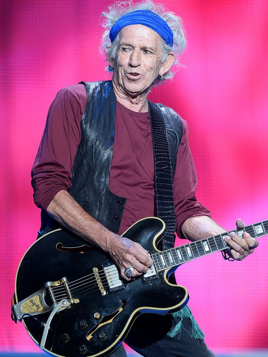 Keith-Richards-13-05-03-AFP - Bildquelle: AFP