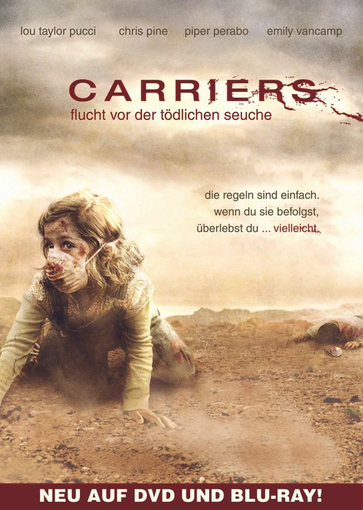 CARRIERS - Plakatmotiv - Bildquelle: 2012 Columbia Pictures Industries, Inc. All rights reserved.
