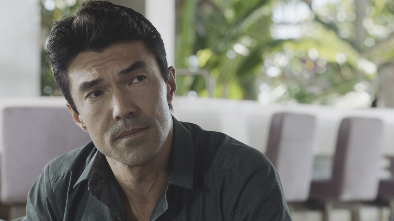 Adam Noshimuri (Ian Anthony Dale) - Bildquelle: 2019 CBS Broadcasting, Inc. All Rights Reserved