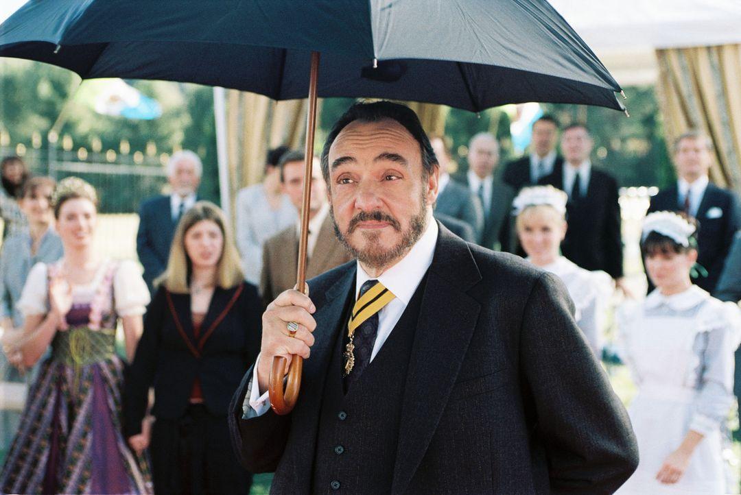 Der durchtriebene Viscomte Mabrey (John Rhys-Davies) zu allem bereit, um den Thronanspruch seines Neffen Nicholas Devereaux durchzusetzen ... - Bildquelle: Disney Enterprises, Inc. All rights reserved