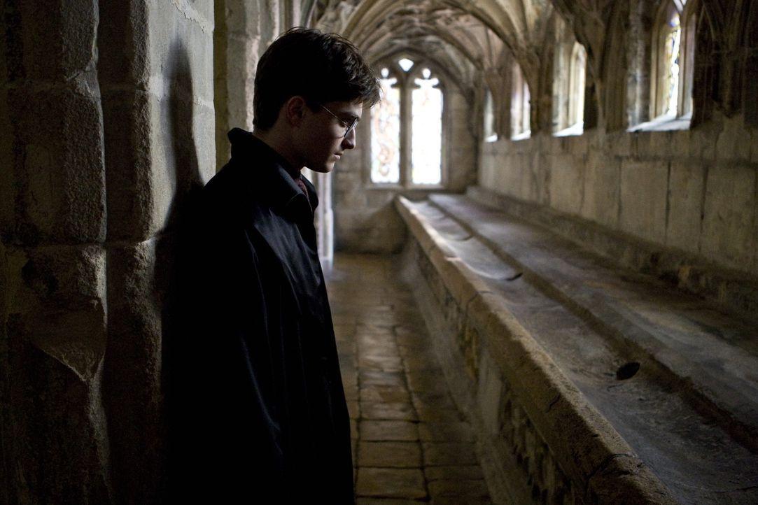 Lord Voldemort und seine Todesser sind zurück! Harry Potter (Daniel Radcliffe) und seine Freunde haben alle Hände voll zu tun, um dem Grauen Herr... - Bildquelle: Warner Brothers