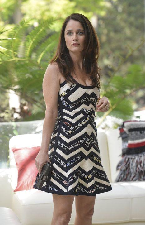Ermittelt in einem neuen Fall, bei dem es um Kunstraub im großen Stil geht: Teresa Lisbon (Robin Tunney) ... - Bildquelle: Warner Bros. Television