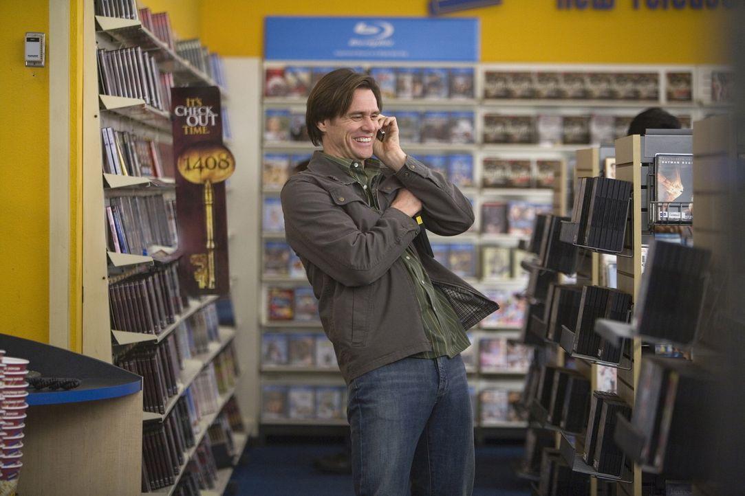 Der Alltag des Pessimisten Carl Allen (Jim Carrey) wird dominiert von seiner negativen Einstellung dem Leben gegenüber und privaten Niederlagen. Do... - Bildquelle: Warner Bros.