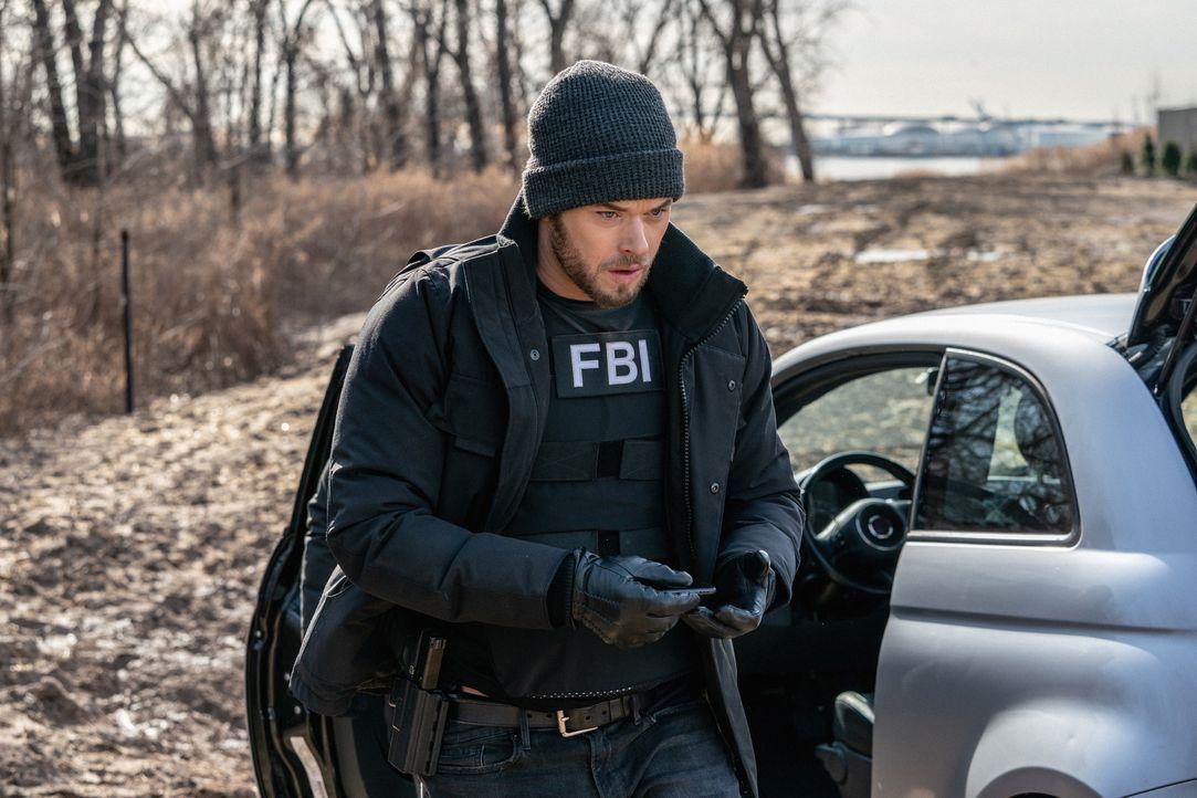 Kenny Crosby (Kellan Lutz) - Bildquelle: Mark Schafer 2020 CBS Broadcasting, Inc. All Rights Reserved. / Mark Schafer