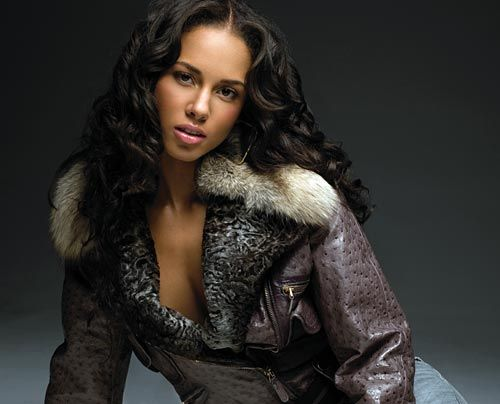Galerie: Alicia Keys - Bildquelle: Thierry LeGoues - Sony Music