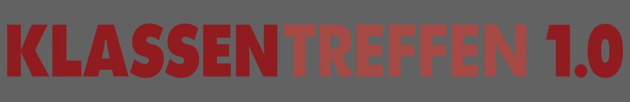 Klassentreffen 1.0 - Logo - Bildquelle: 2018 Barefoot Films Gmbh / Nordisk Film A/S / Sevenpictures Gmbh / Warner Bros. Entertainment Gmbh
