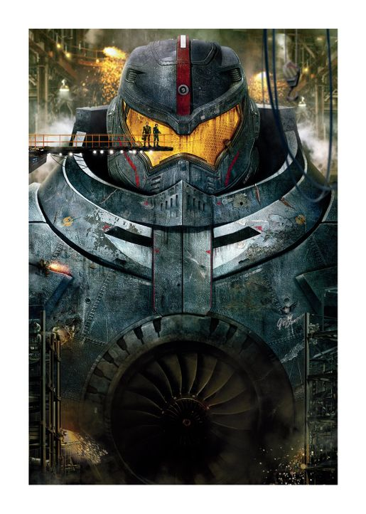 PACIFIC RIM - Artwork - Bildquelle: 2013 Warner Bros. Entertainment Inc. and Legendary Pictures Funding, LLC