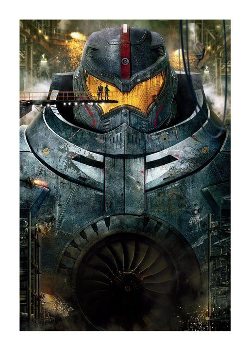 PACIFIC RIM - Artwork - Bildquelle: 2013 Warner Bros. Entertainment Inc. and Legendary Pictures Funding, LLC