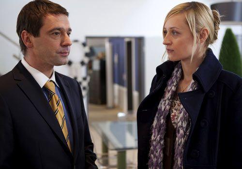 Karin kann ihre Eifersucht nicht gut vor Stephan verbergen ... - Bildquelle: David Saretzki - Sat1