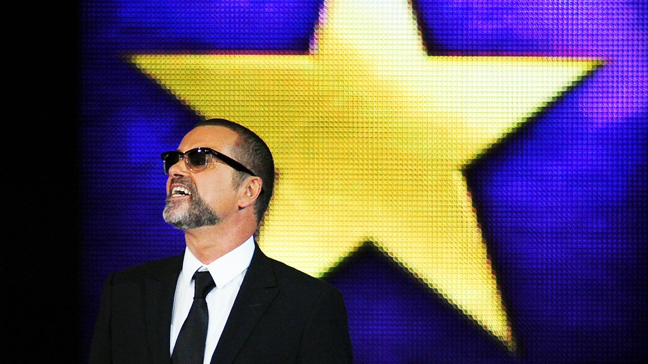 brit-awards-12-02-21-george-michael-AFP - Bildquelle: AFP