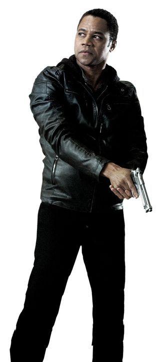 Möchte aussteigen, aber da kommt ihm ein mörderischer Rachefeldzug in die Quere: Profikiller Joshua (Cuba Gooding Jr.) ... - Bildquelle: Paramount. All Rights Reserved.