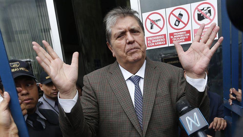 - Bildquelle: El Comercio/GDA via ZUMA Wire/dpa