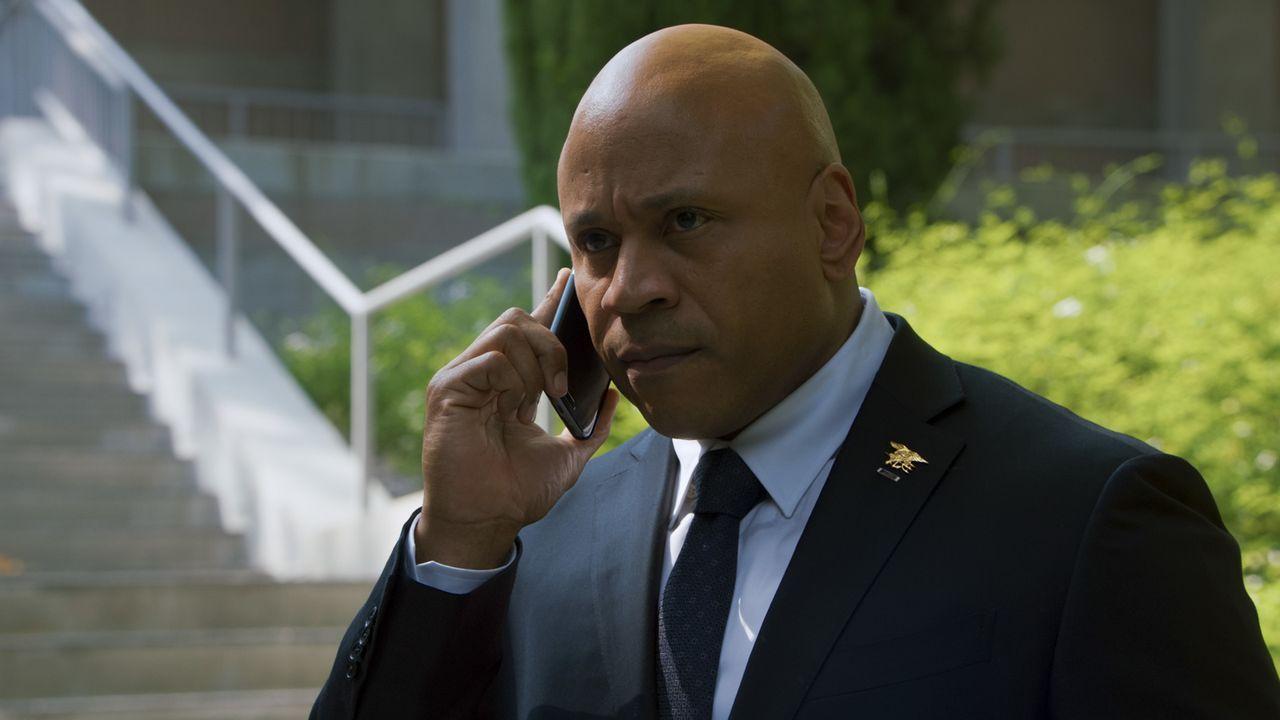 Special Agent Sam Hanna (LL Cool J) - Bildquelle: Sonja Flemming 2020 CBS Broadcasting Inc. All Rights Reserved. / Sonja Flemming