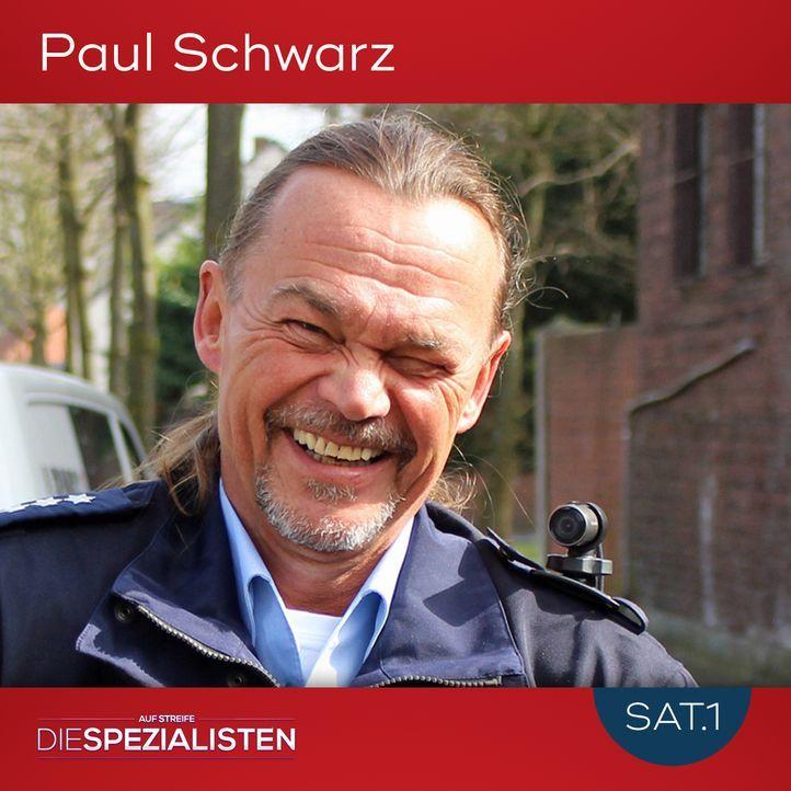 Paul Schwarz - Bildquelle: SAT.1
