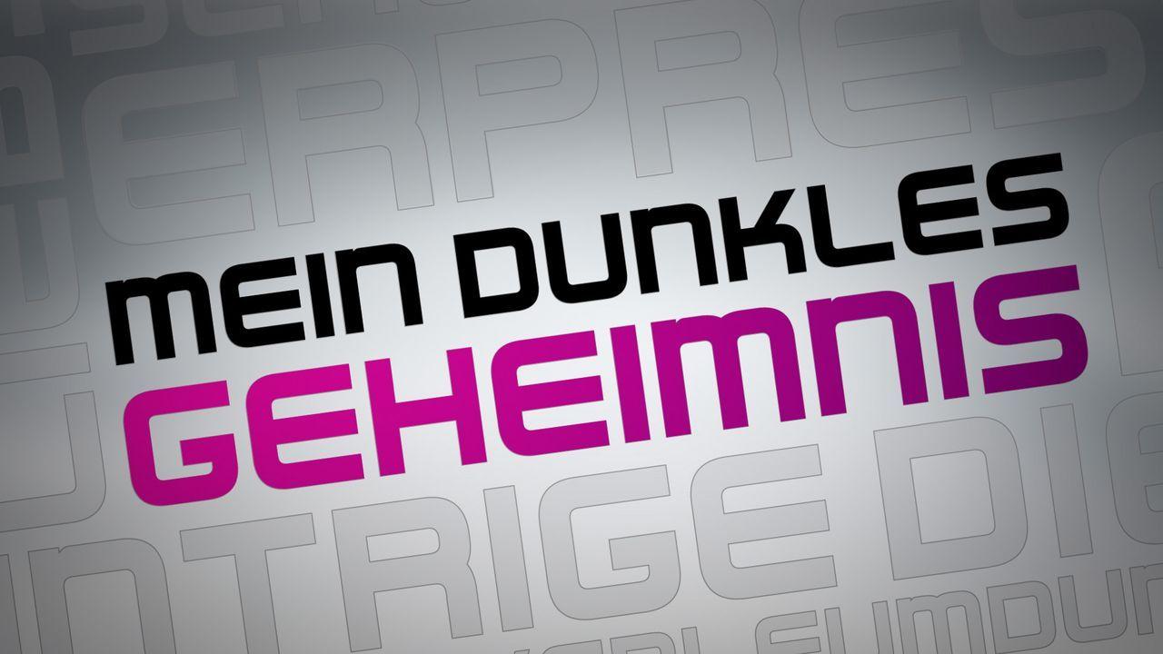 Mein dunkles Geheimnis - Logo - Bildquelle: SAT.1