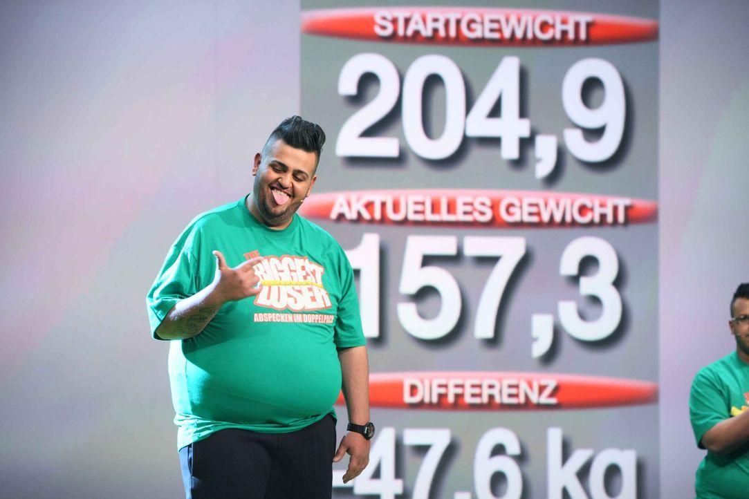 the-biggest-loser-das-xxl-finale-30 - Bildquelle: Sat.1/Hempel