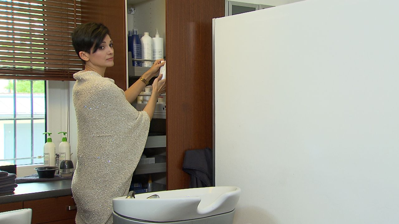 Waschen,-schneiden,-verlieben40 - Bildquelle: SAT.1