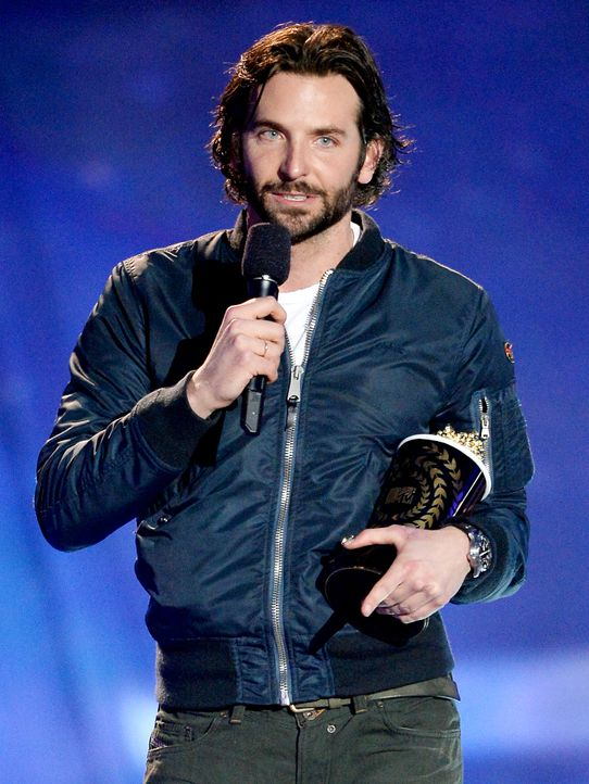 mtv-movie-awards-130414-bradley-cooper-03-getty-AFP - Bildquelle: getty-AFP