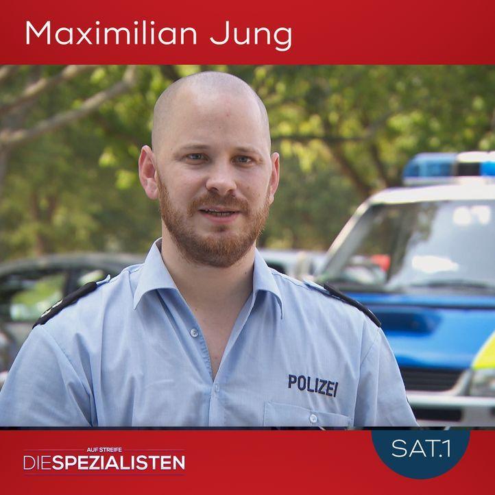Maximilian Jung - Bildquelle: SAT.1